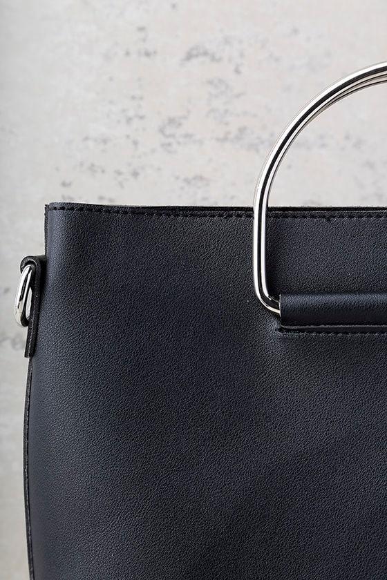 Complete Package Black Handbag 4