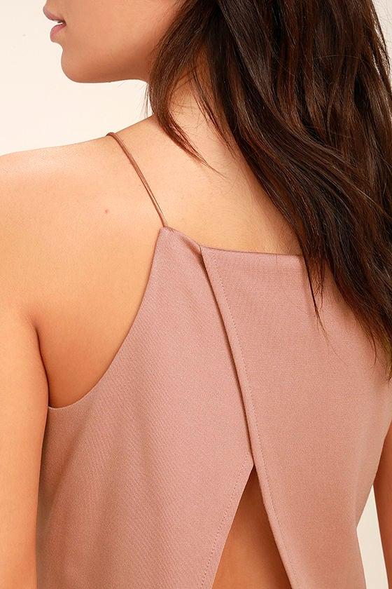 Share My Lair Blush Crop Top 5