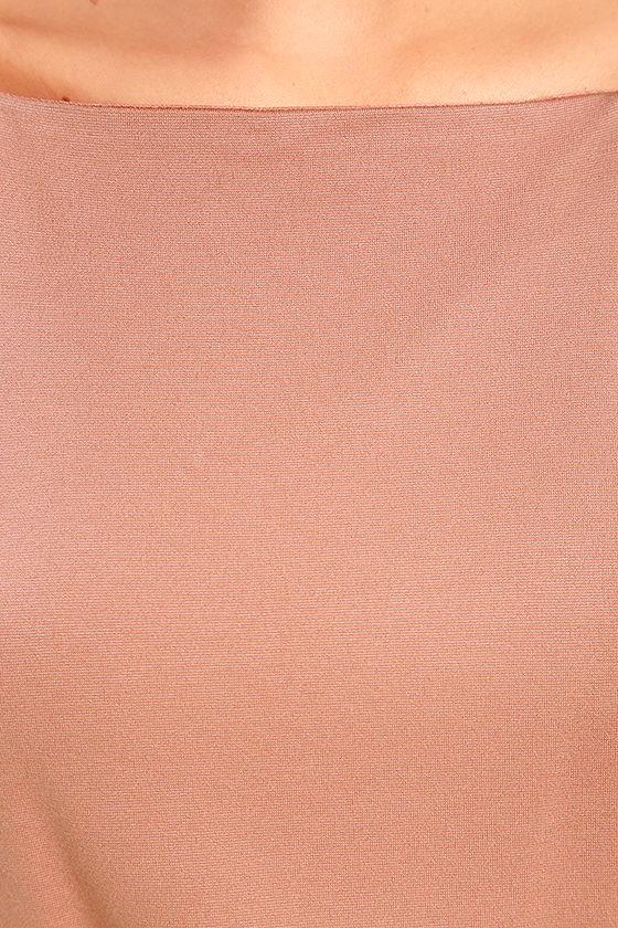 Share My Lair Blush Crop Top 6