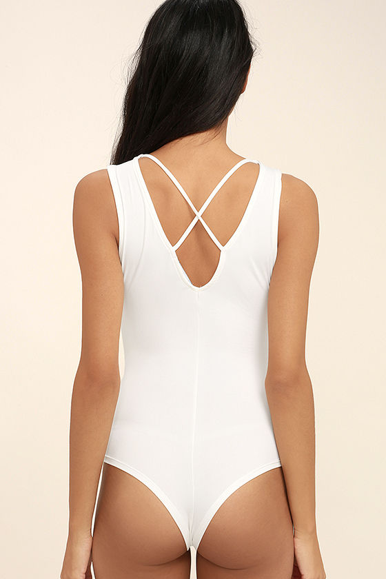 Someone Great White Bodysuit 5