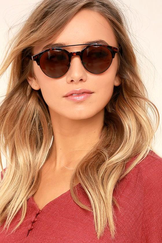 Neat Tortoise Sunglasses 1