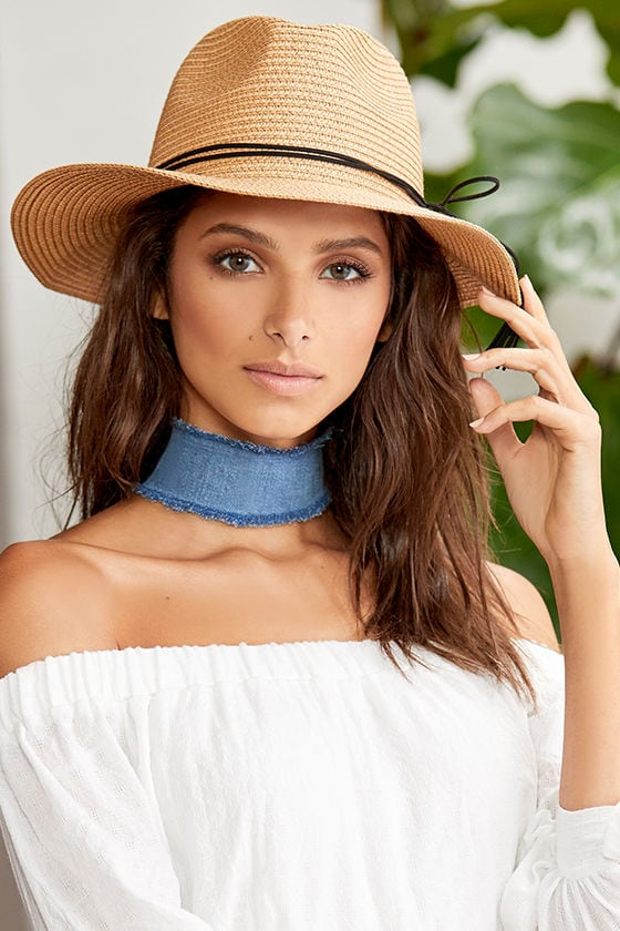 Sun Dweller Tan Straw Hat 2