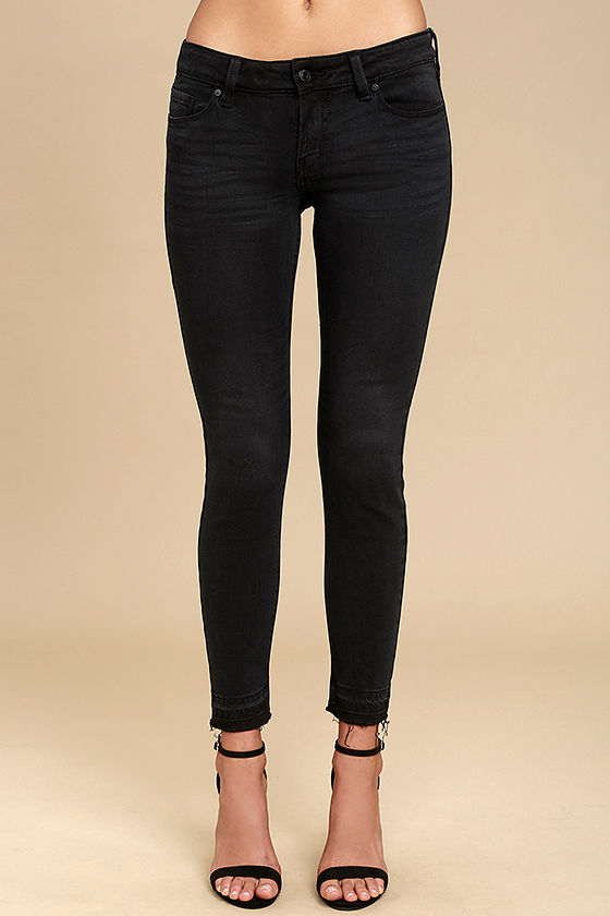 Kitty Washed Black Skinny Jeans 2
