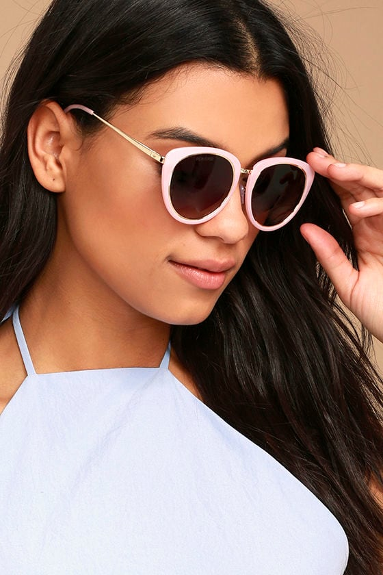 Perverse Rothesay Pink Sunglasses 1