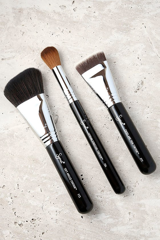 Sigma Contour Expert Brush Set 1