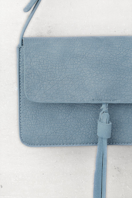 Venice Blue Crossbody Purse 2