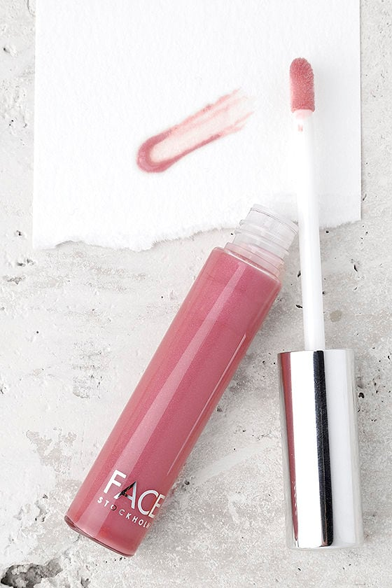 FACE Stockholm #81 Rose Pink Lip Gloss 1