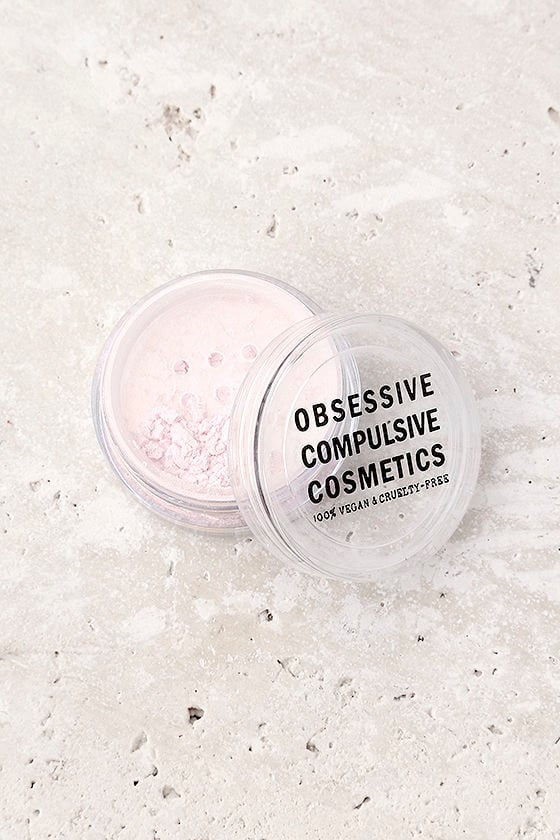 Obsessive Compulsive Cosmetics Oberon White Loose Colour 1