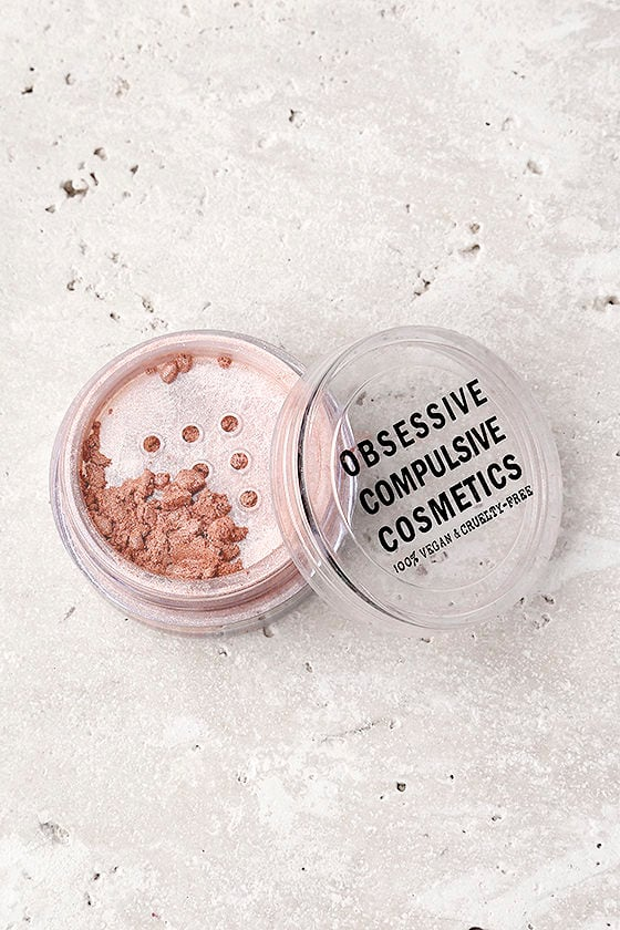 Obsessive Compulsive Cosmetics Clove Copper Loose Colour 1