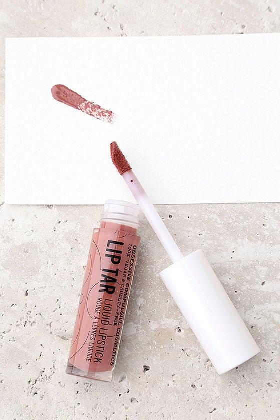 Obsessive Compulsive Cosmetics Dash Mauve Lip Tar 1