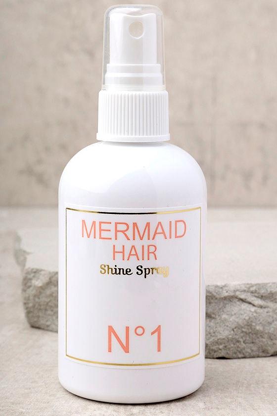 Mermaid Hair No. 1 Shine Spray 1