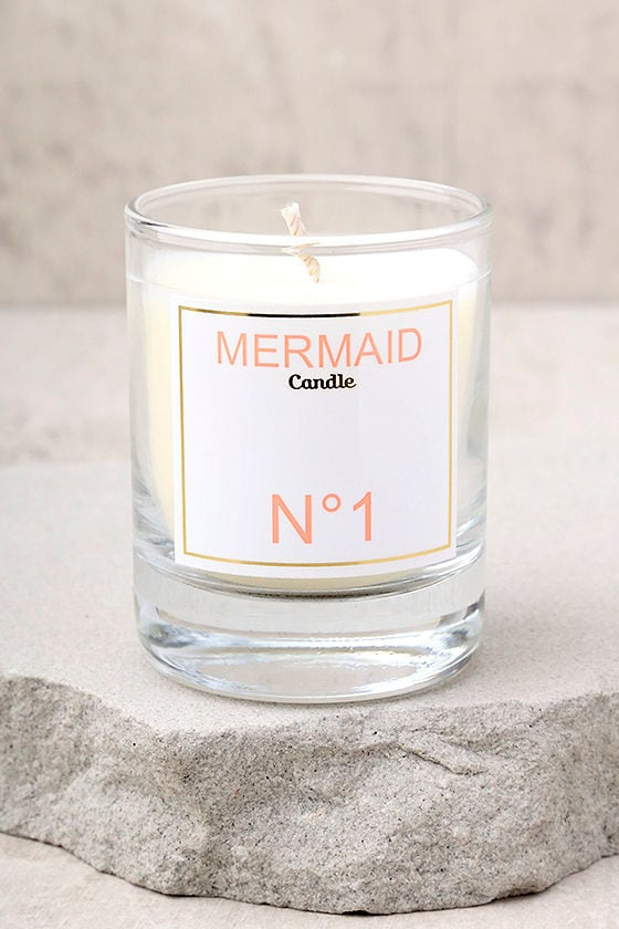 Mermaid No. 1 Soy Votive Candle 1