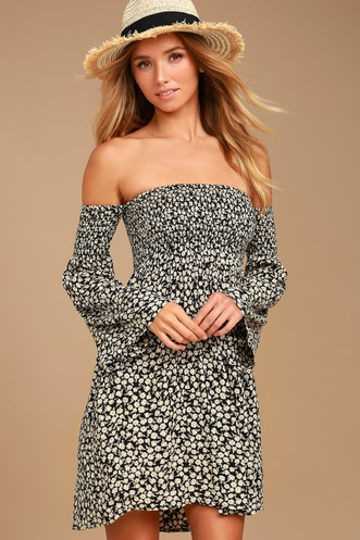 fa285b20bf5 Buy a Trendy Long Sleeve Dress and Look Hot on Cool Days ...