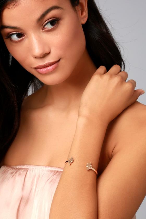 Darling Desert Rose Gold Bracelet 2