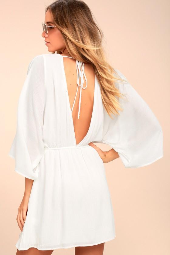 City Walk White Dress 2