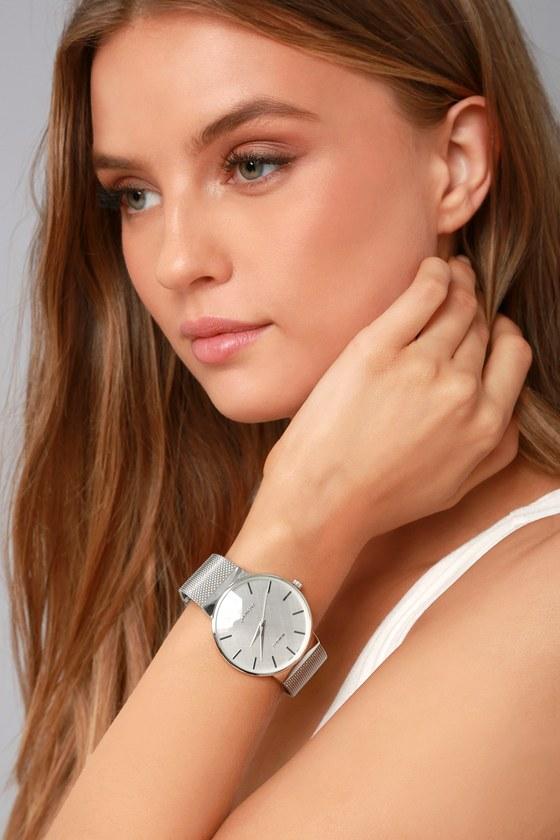 Time to Trend Silver Watch 3