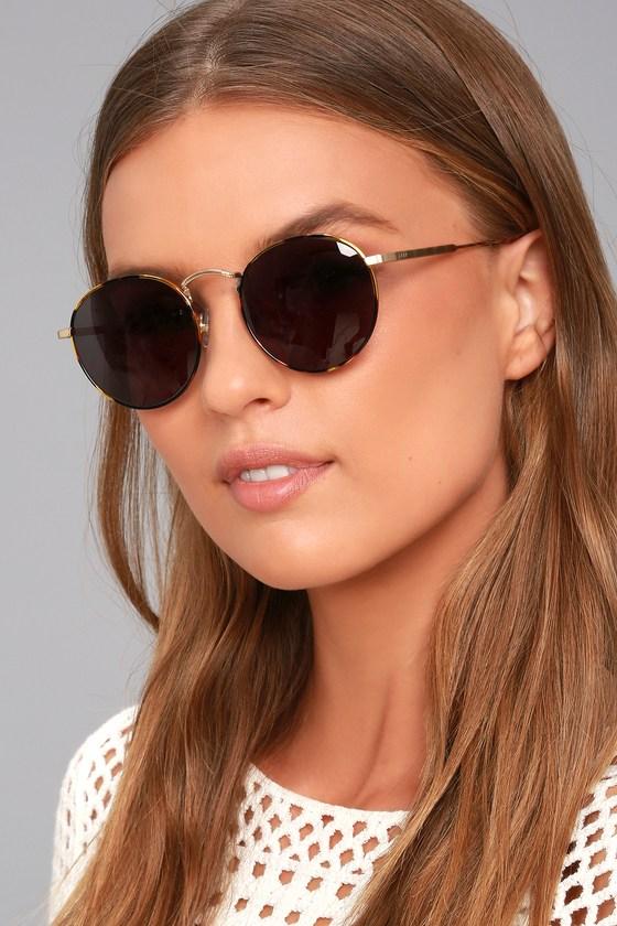 Crap Eyewear The Tuff Patrol Tortoise Sunglasses 1