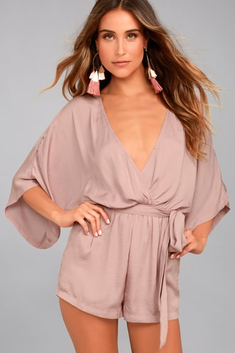 e85e49594462 Trendy Jumpsuits and Rompers for Women - Lulus