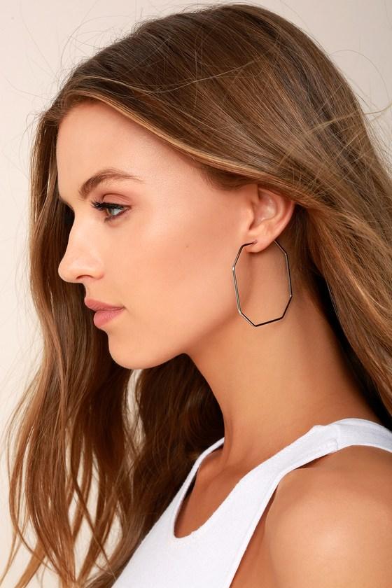 Splendid Love Silver Earrings 1