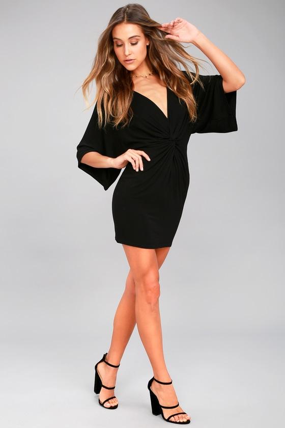 37e8f39b4d0b Cute Black Dress - Casual Black Dress - LBD
