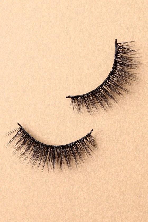 Battington Lashes Harlow 3D Black Silk False Eyelashes 4