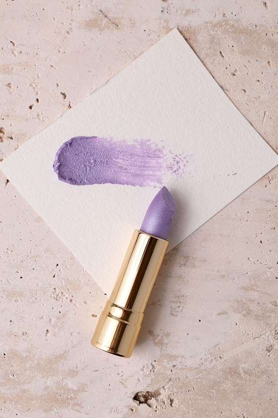 Axiology Enlighten Lilac Sheer Natural Lipstick 4