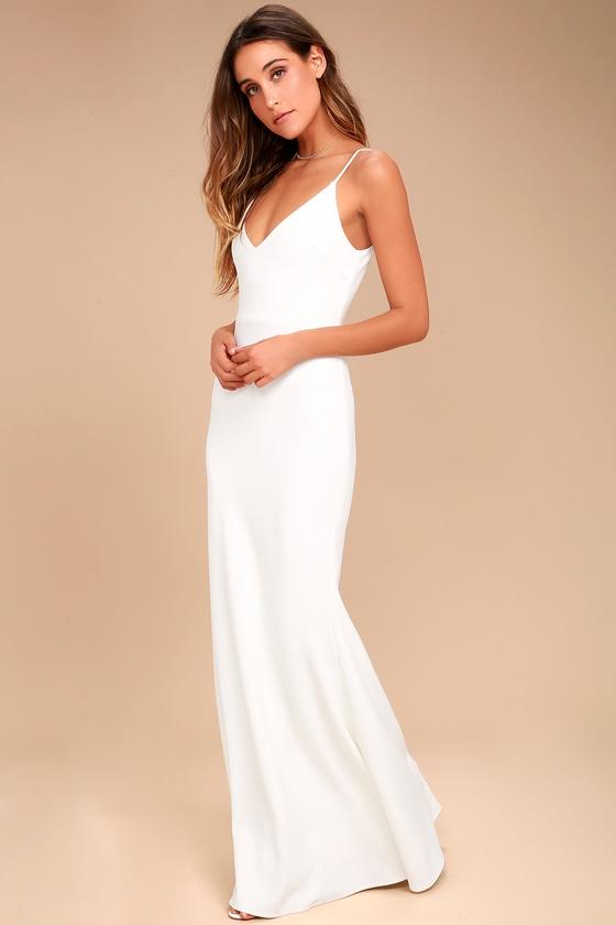 Sexy wife in white dress, mandingo black cock