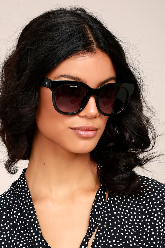 Perverse Dawn Patrol Black Sunglasses 4