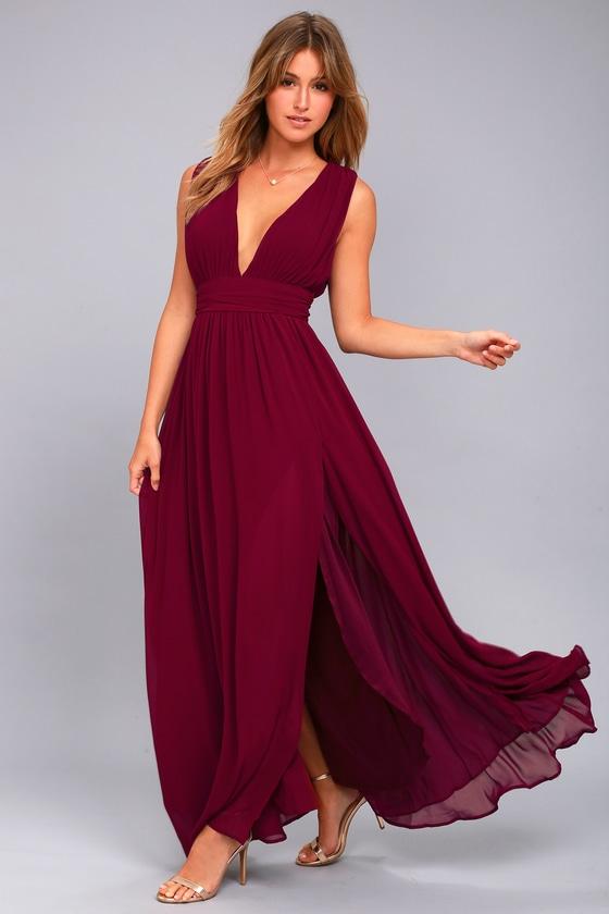 0259f68795 Asos Grecian Plunge Maxi Woven Beach Dress | 2019 trends | xoosha