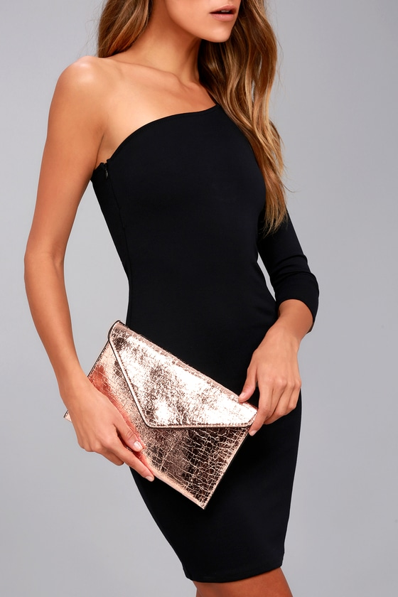 Medal of Honor Rose Gold Clutch 3