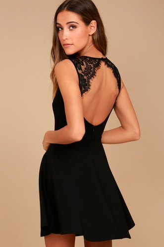 5be405239ae Find The Perfect Little Black Dress In The Latest Style Affordable