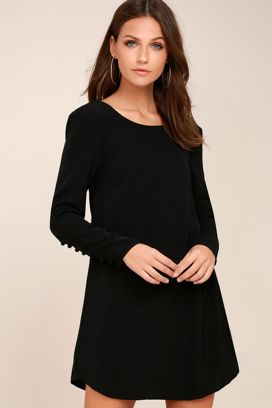 The little black dress can be worn all year, and you can dress it up or down. Liz Claiborne has a diverse collection of little black dresses. Choose from a variety of cuts and sleeve lengths.