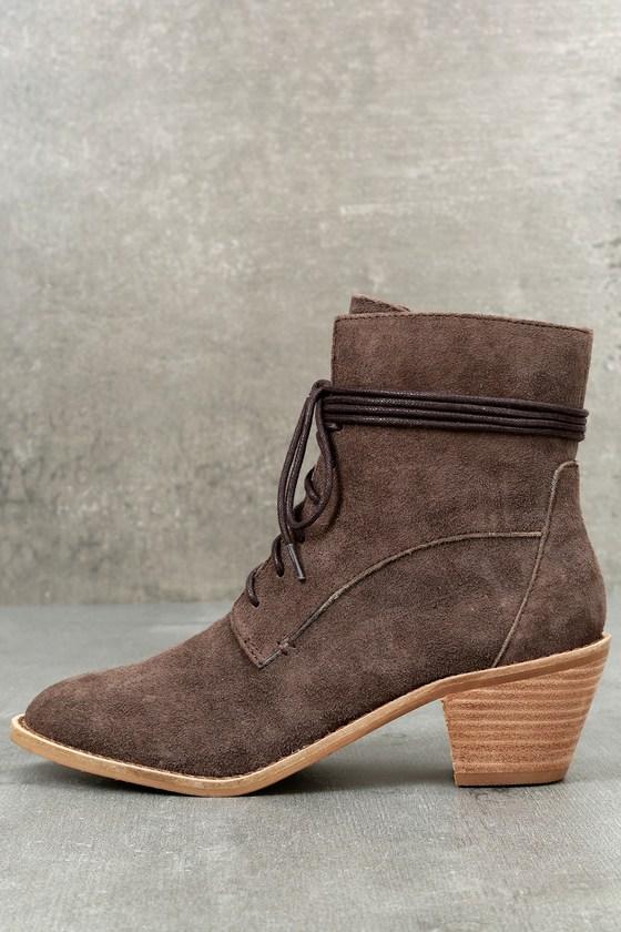 625c7a7927a Kelsi Dagger Kingsdale Boots - Genuine Suede Boots