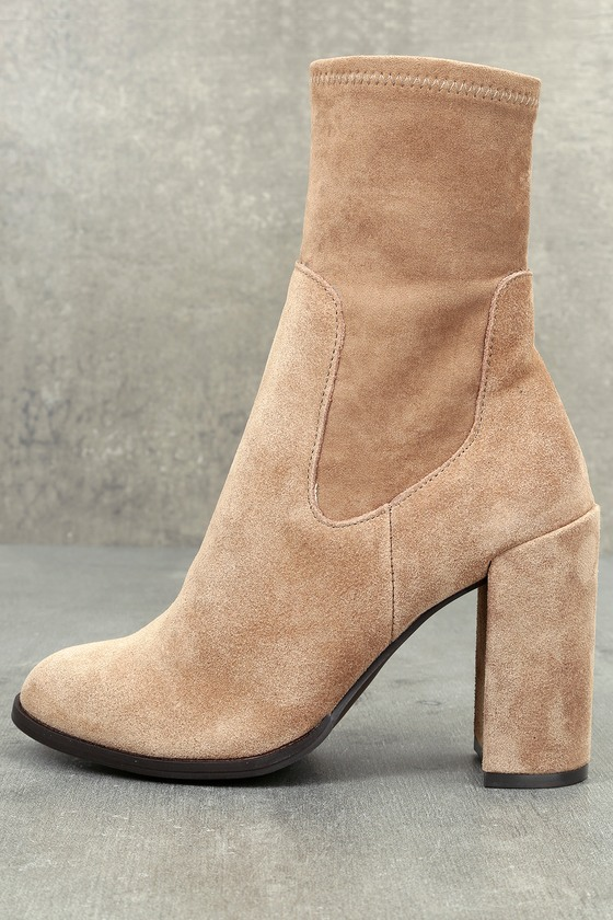 ab9e0dafad4 Chinese Laundry Charisma - Suede Leather Mid-Calf Boots