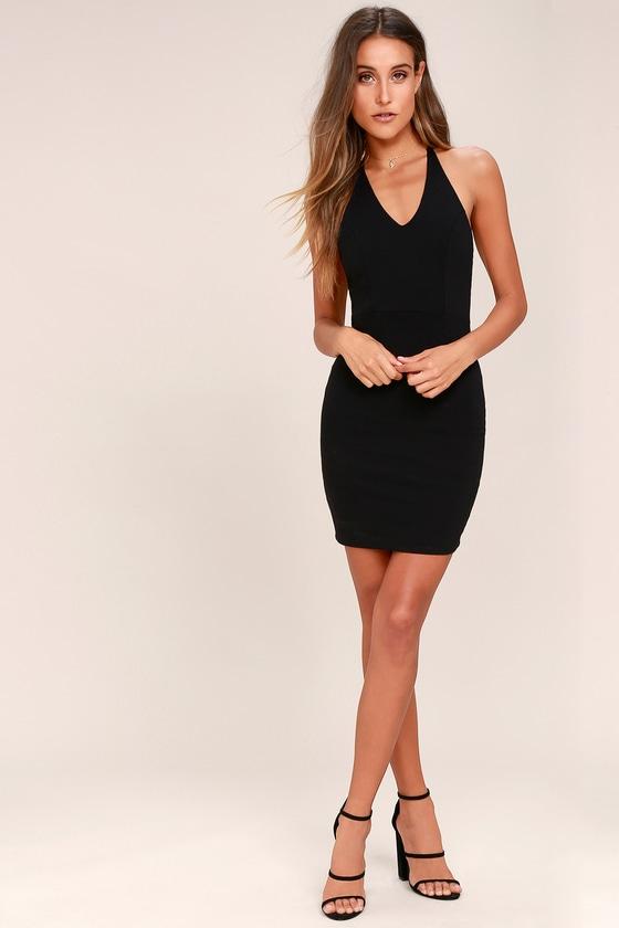 Sexy Black Dress - Bodycon Dress - Crocheted Lace Dress 36bbe16e7