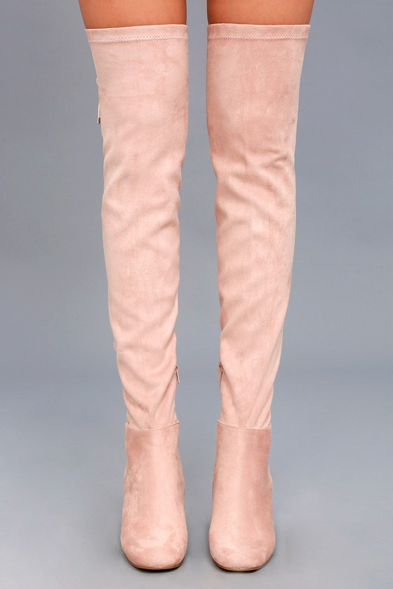 92bf74adfe1f Chinese Laundry Krush Boots - Over-the-Knee Boots