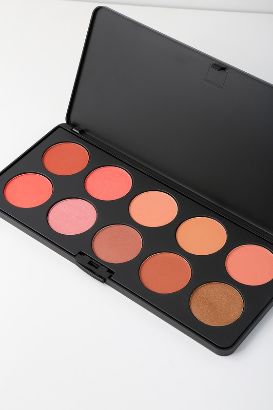 Nude Blush 10 Color Palette | Vegan Makeup | BH Cosmetics