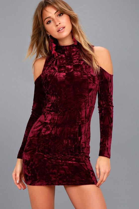 Sexy Cold Shoulder Dresses