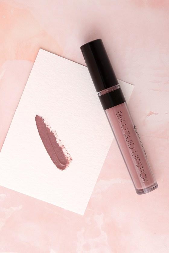 Muse Mauve Long-Wearing Matte Liquid Lipstick 1