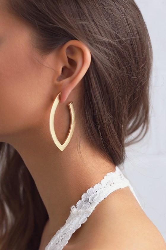 Empress Gold Earrings 5