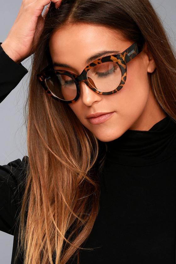 fad0ef85034 Perverse Dormgirl - Tortoise Cat-Eye Glasses - Glasses Frame