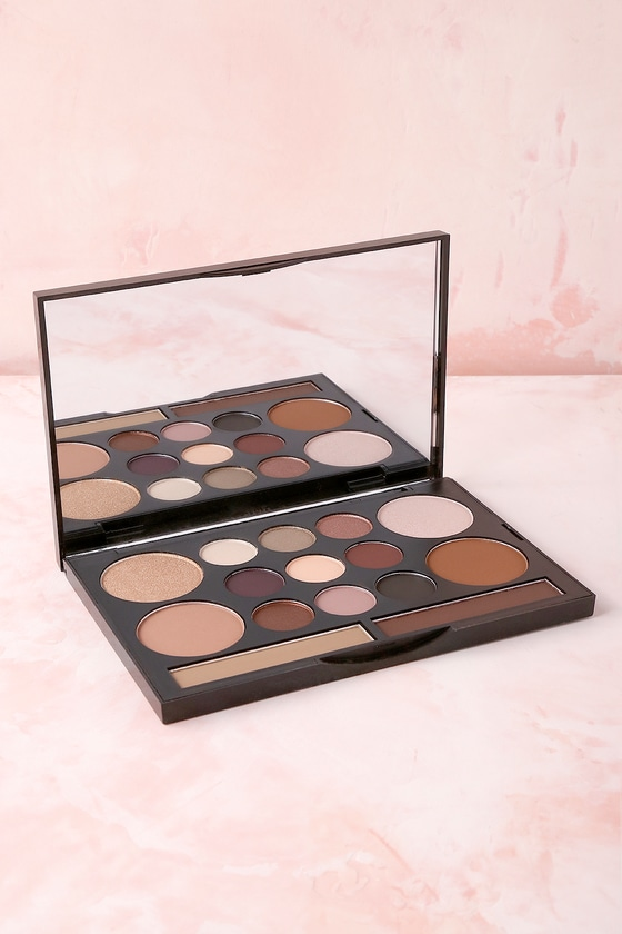 NYX Love Contours All Eye and Face Sculpting Palette 4