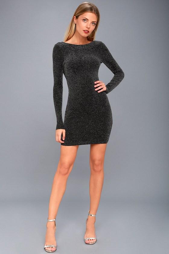 Longsleeve Bodycon Dresses