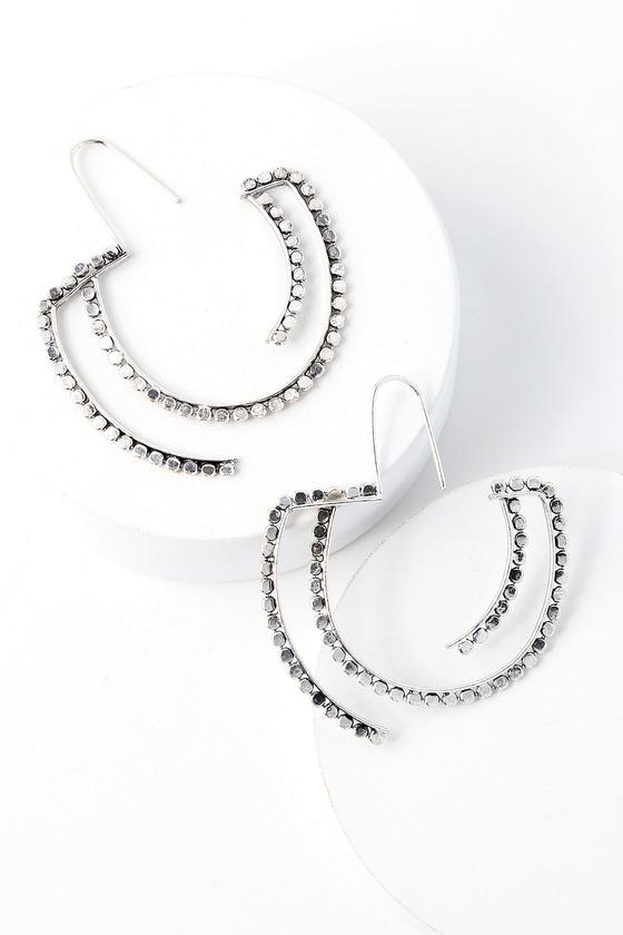 Cora Silver Earrings 2