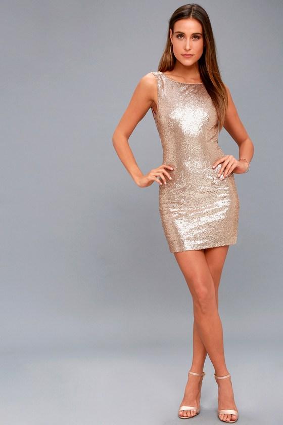 Sexy Sequin Dresses