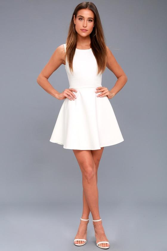 I Need a White Dress