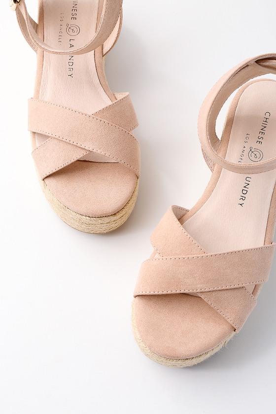 d677a1fbc Cute Blush Sandals Flat Sandals Vegan Leather Sandals | 2019 trends | xoosha