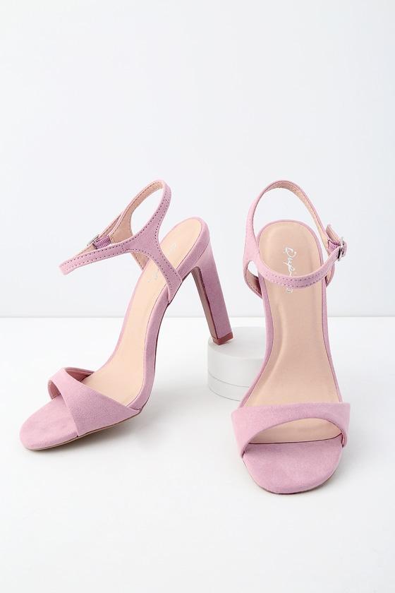 Lulus Sardinia Gingham Dress Sandal Heels - Lulus RID6m1