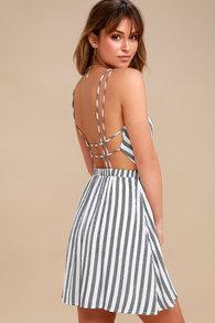6017bab0828 Cute Cream Midi Dress - Smocked Dress - Button-Front Dress