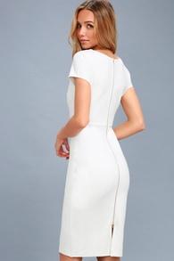 a0cf86a040e Cute Striped Slip Dress - Midi Dress - Mauve Multi Stripe Dress
